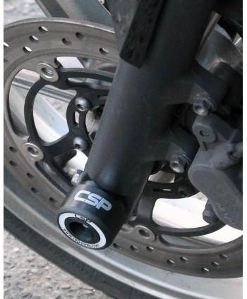 Honda CBF 600 2008-2011 CSP Suspension Crash Pads