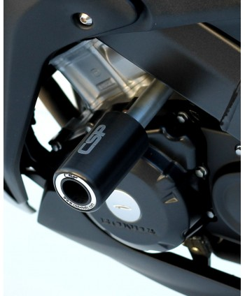 Honda CBR 125 2011- present CSP Crash Pads