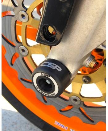 Honda CBR 600RR 2003-2006 crash pady przedniego zawieszenia CSP