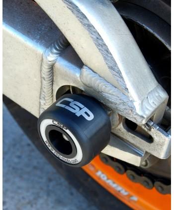 Honda CBR 600RR 2003-2006 CSP Swingarm Crash Pads