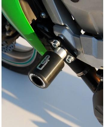 Kawasaki Z750 2007-2012 CSP Crash Pads