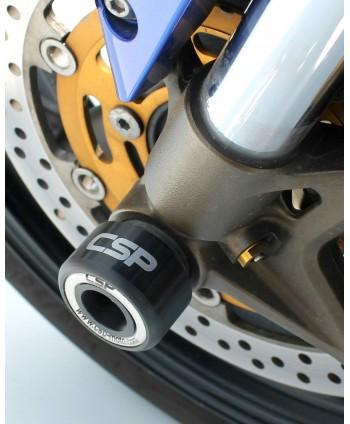 Kawasaki ZX-6R 2003-2004 crash pady przedniego zawieszenia CSP