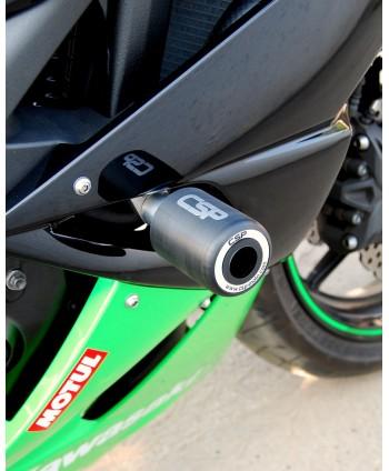 Kawasaki ZX-6R 2009-2012 crash pady CSP
