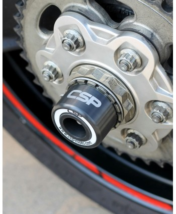 Ducati Diavel 2011-2014 CSP Swingarm Crash Pads