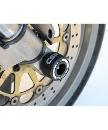 Ducati Monster 620 2002-2006 crash pady przedniego zawieszenia CSP