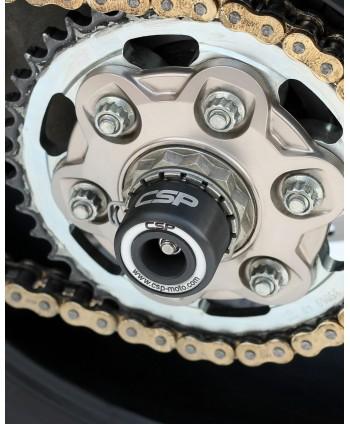 Ducati Multistrada 1200S 2015-2017 CSP Swingarm Crash Pads