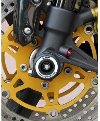 Suzuki GSX-R 1000 2003-2004 crash pady przedniego zawieszenia CSP