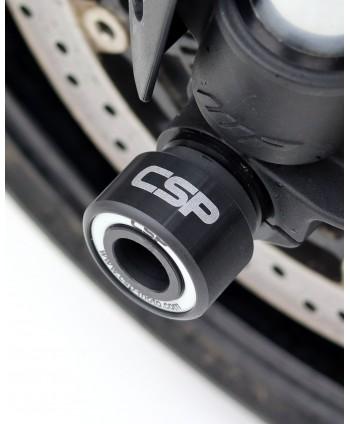 KTM Duke 790 2018-present CSP Suspension Crash Pads