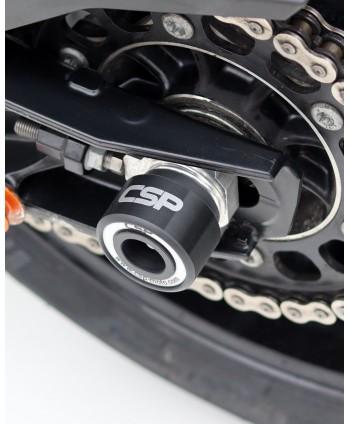 KTM Duke 790 2018-present CSP Swingarm Crash Pads