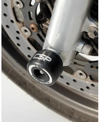 Yamaha BT1100 Bulldog 2001-2007 crash pady przedniego zawieszenia CSP