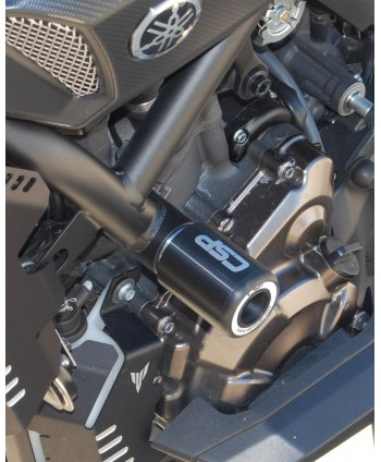 Yamaha MT-07 2013-2021 CSP Crash Pads