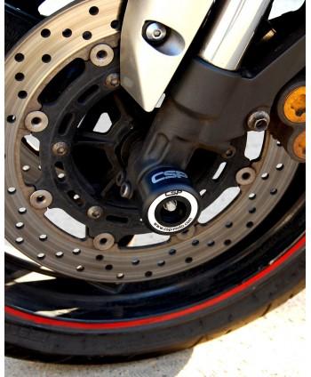 Yamaha YZF-R1 2002-2003 crash pady przedniego zawieszenia CSP