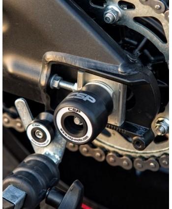 Yamaha YZF-R1 2015-2021 CSP Swingarm Crash Pads