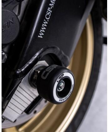 Yamaha YZF-R6 2008-2016 CSP Swingarm Crash Pads